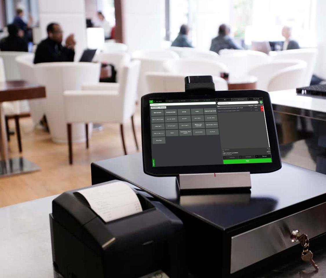 Restaurant POS Software UAE