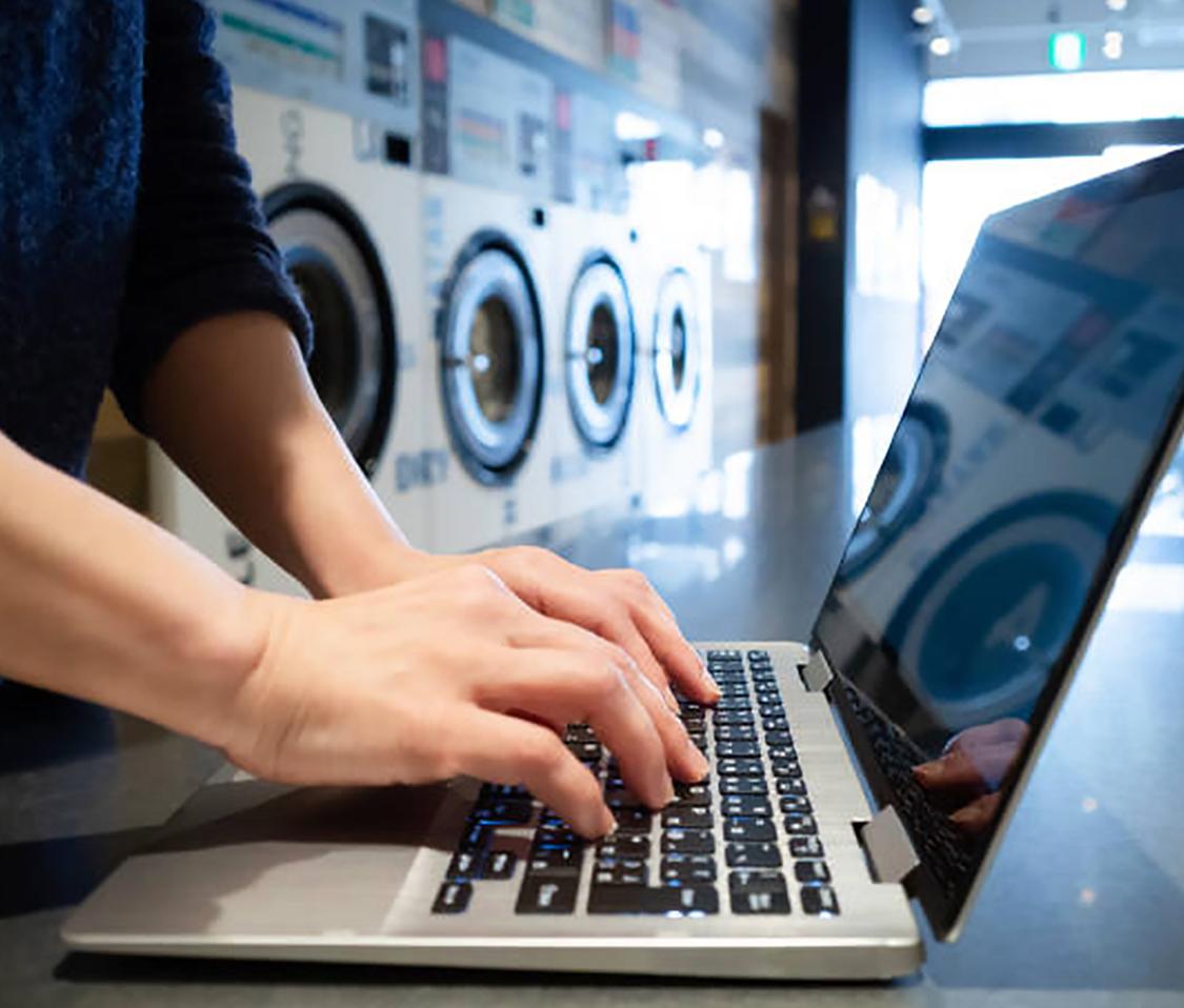 laundry software uae